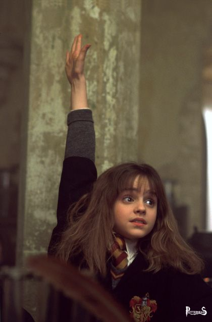 Hermione Granger Harry Potter - PotterPedia.it