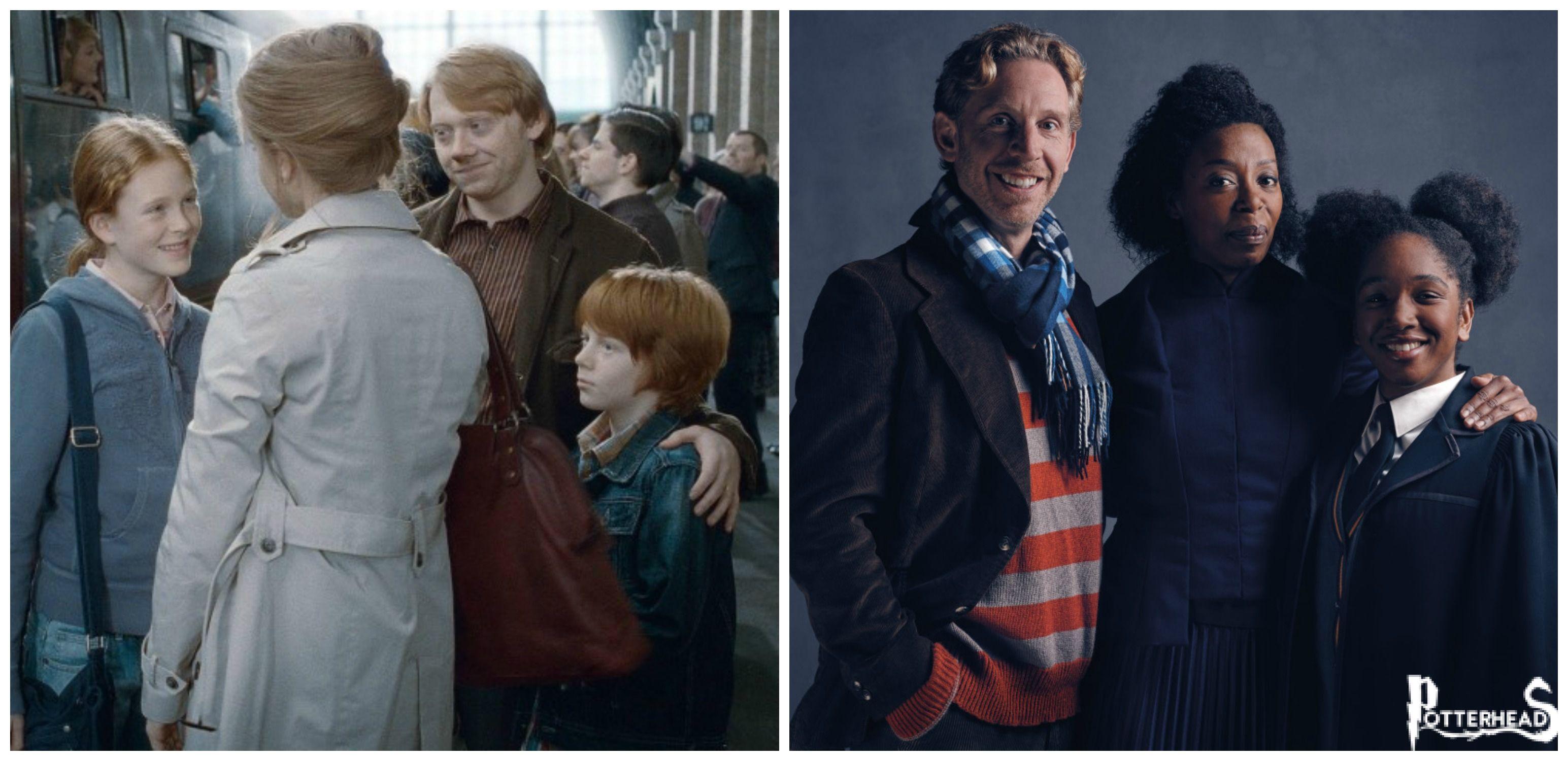 Rose Weasley Harry Potter - PotterPedia.it