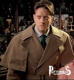 John Dawlish Harry Potter - PotterPedia.it