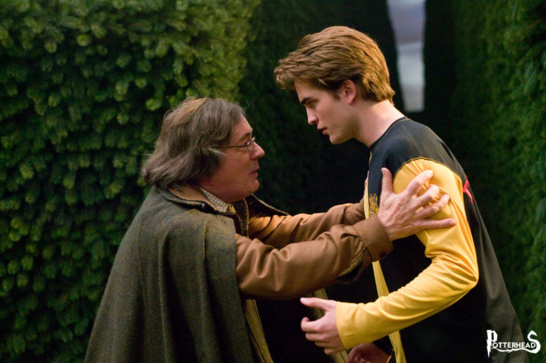 Amos Diggory Harry Potter - PotterPedia.it