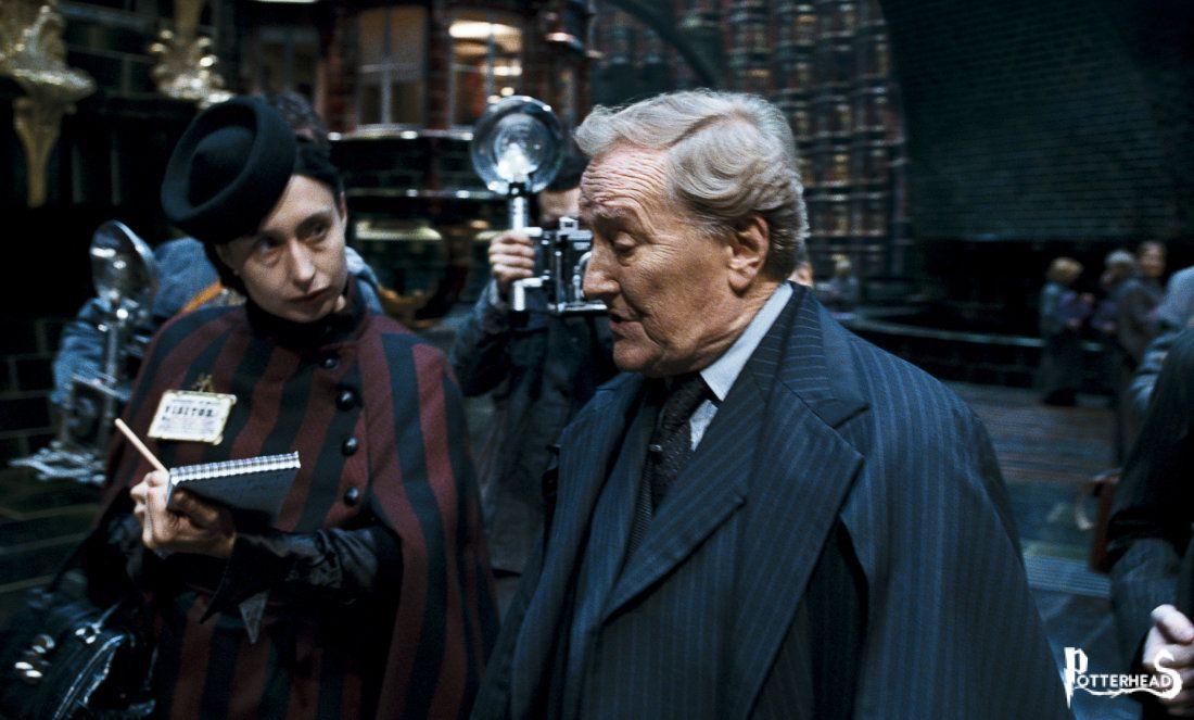Cornelius Oswald Caramell Harry Potter - PotterPedia.it