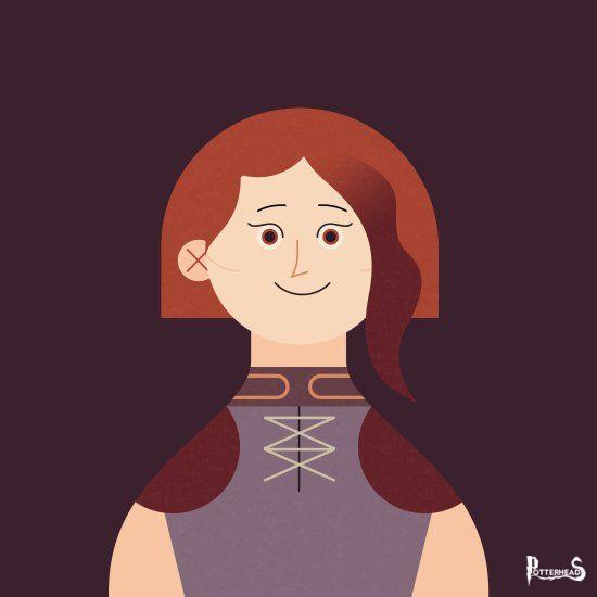 Alice Paciock Harry Potter - PotterPedia.it