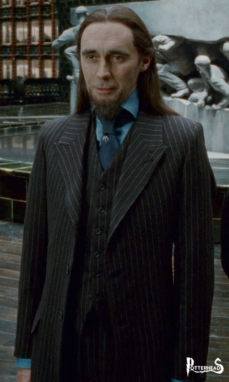 Pius O'Tusoe Harry Potter - PotterPedia.it