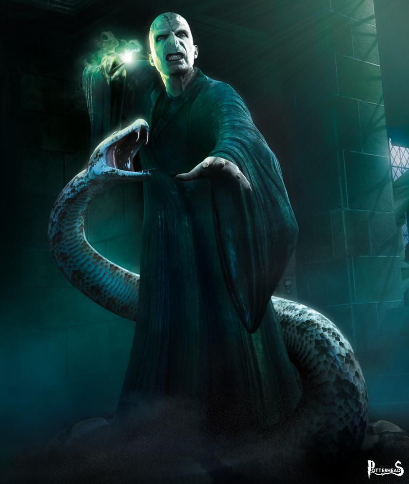 Nagini Harry Potter - PotterPedia.it