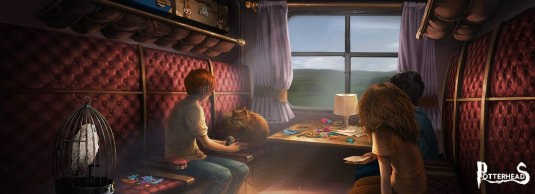 Grattastinchi Harry Potter - PotterPedia.it