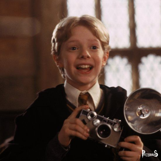 Colin Canon Harry Potter - PotterPedia.it