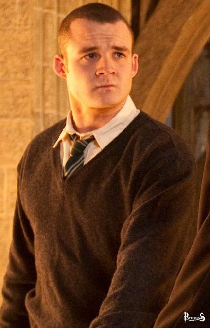 Gregory Goyle Harry Potter - PotterPedia.it