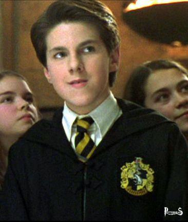 Justin Finch-Fletchley Harry Potter - PotterPedia.it