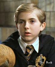 Ernie Macmillan Harry Potter - PotterPedia.it