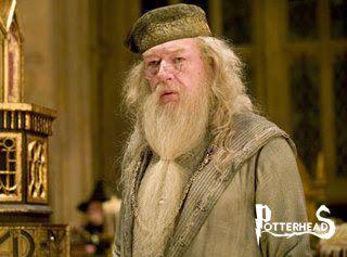 Albus Silente Harry Potter - PotterPedia.it