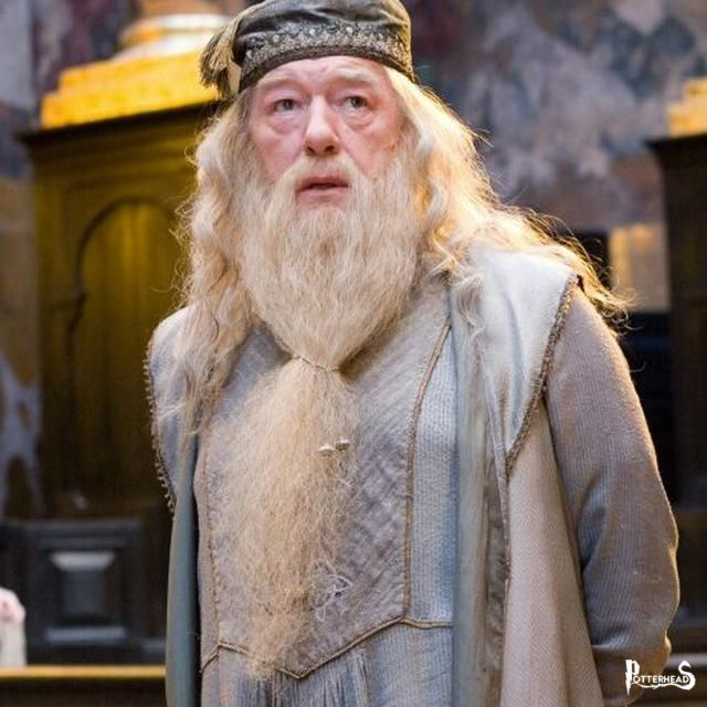 Albus Silente Harry Potter - PotterPedia.it
