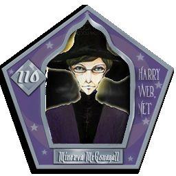 Minerva McGranitt Harry Potter - PotterPedia.it