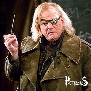 Alastor Moody Harry Potter - PotterPedia.it