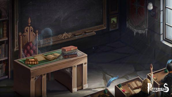 Cuthbert R�f Harry Potter - PotterPedia.it