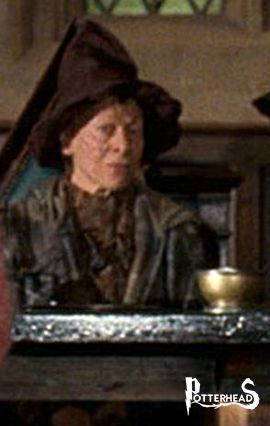 Wilhelmina Caporal Harry Potter - PotterPedia.it