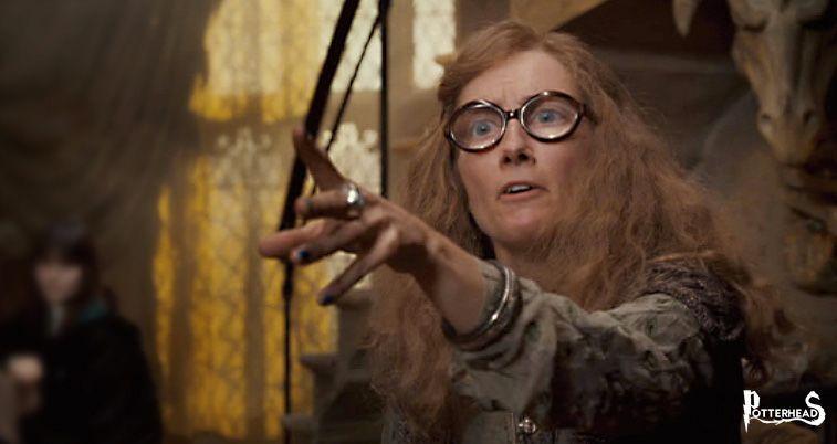Sibilla Cooman Harry Potter - PotterPedia.it