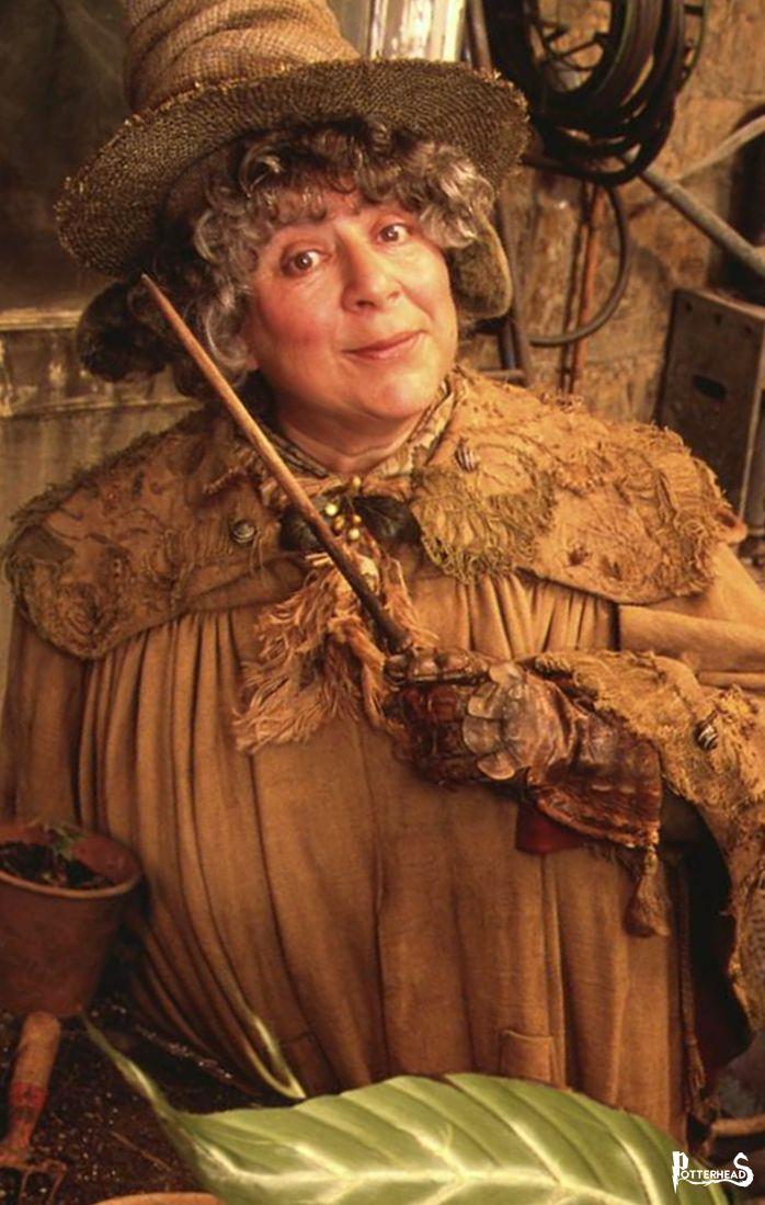 Pomona Sprite Harry Potter - PotterPedia.it