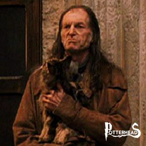 Argus Gazza Harry Potter - PotterPedia.it