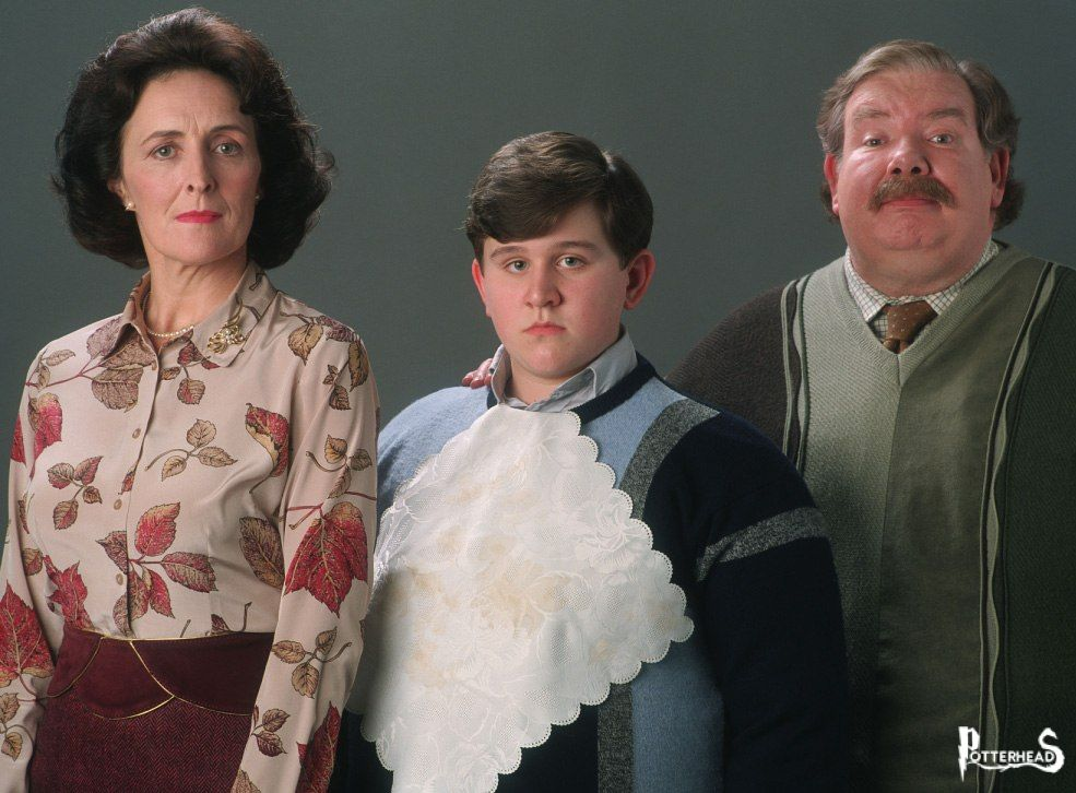 Vernon Dursley Harry Potter - PotterPedia.it
