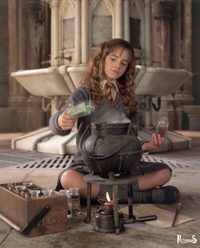 Pozione Polisucco Harry Potter - PotterPedia.it