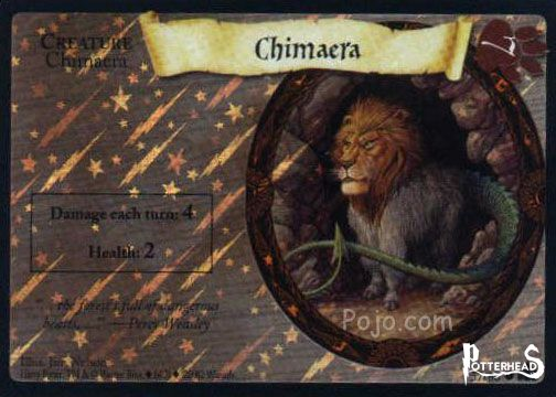 Chimera Harry Potter - PotterPedia.it