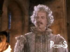 Nicholas de Mimsy-Porpington Harry Potter - PotterPedia.it