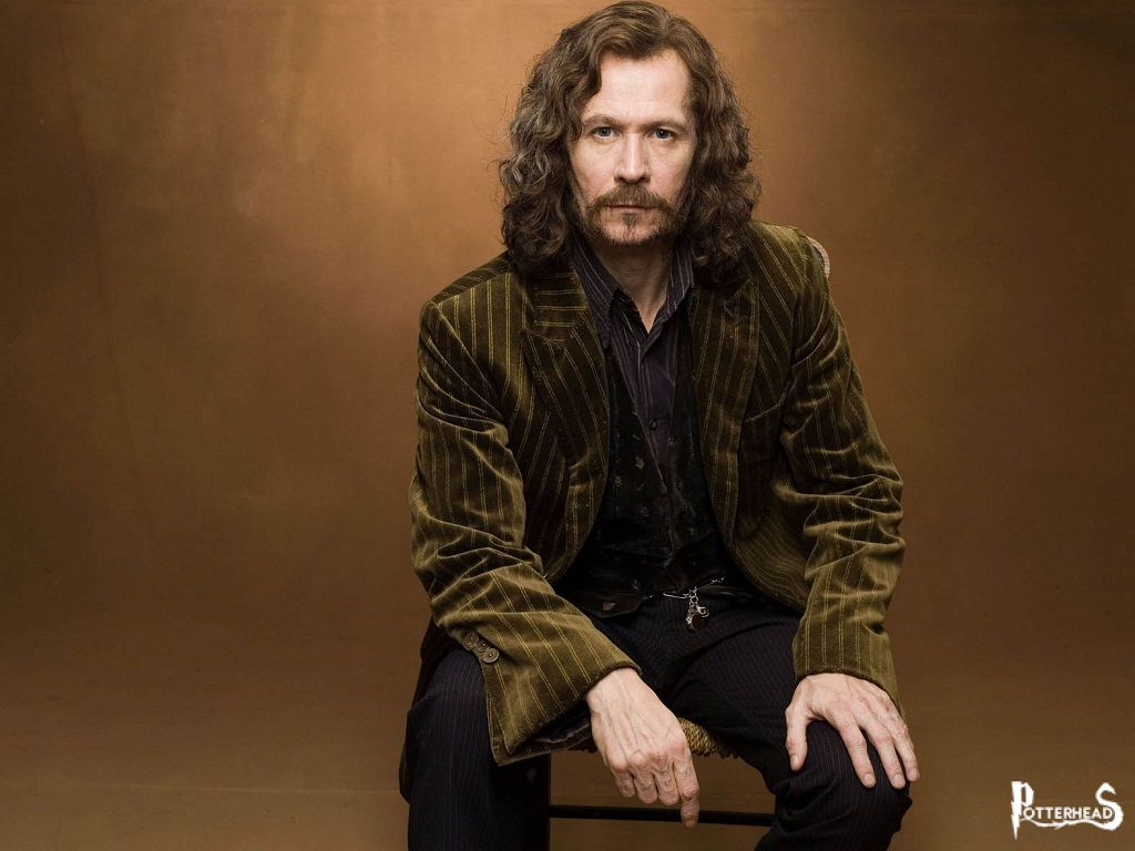 Sirius Black Harry Potter - PotterPedia.it