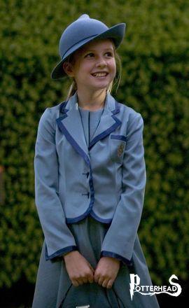 Gabrielle Delacour Harry Potter - PotterPedia.it