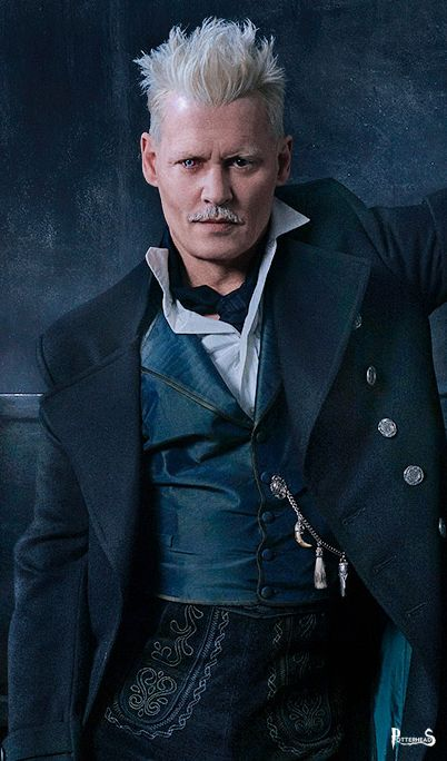 Gellert Grindelwald Harry Potter - PotterPedia.it