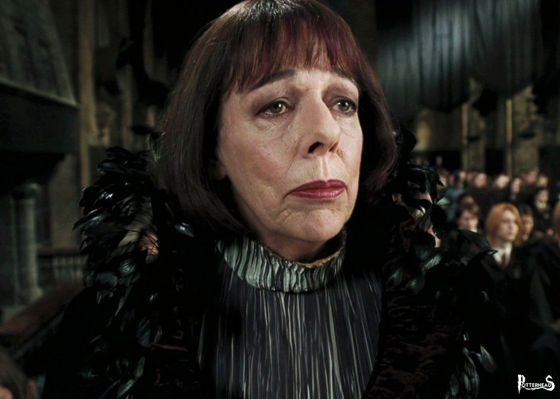 Olympe Maxime Harry Potter - PotterPedia.it