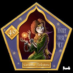 Carlotta Pinkstone Harry Potter - PotterPedia.it