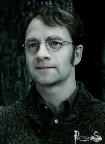 James Potter Harry Potter - PotterPedia.it