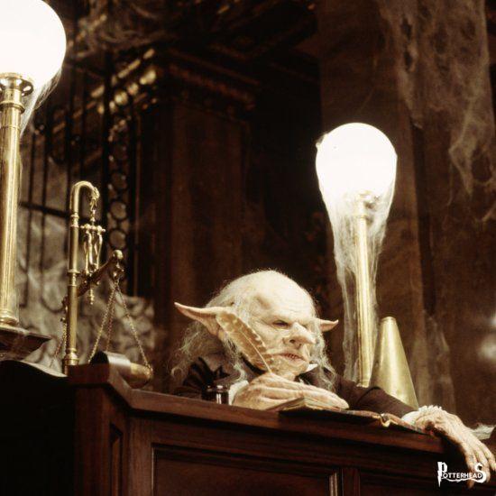 Goblin Harry Potter - PotterPedia.it