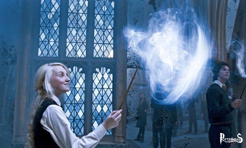 Incanto Patronus Harry Potter - PotterPedia.it