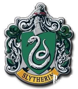 Sala Comune di Serpeverde Harry Potter - PotterPedia.it