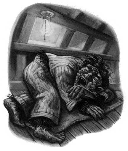 Ghoul Harry Potter - PotterPedia.it