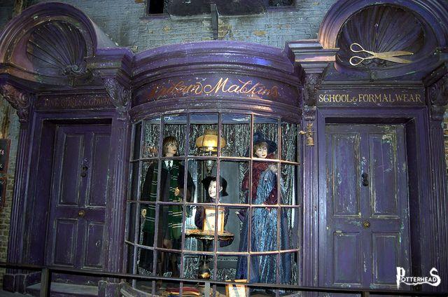 Madama McClan Harry Potter - PotterPedia.it