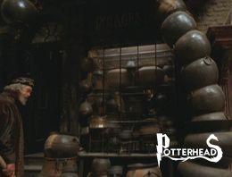 Il Calderone Harry Potter - PotterPedia.it