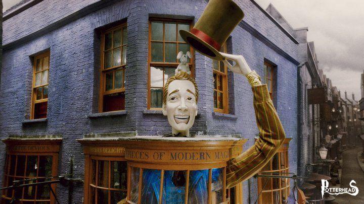 Tiri Vispi Weasley Harry Potter - PotterPedia.it