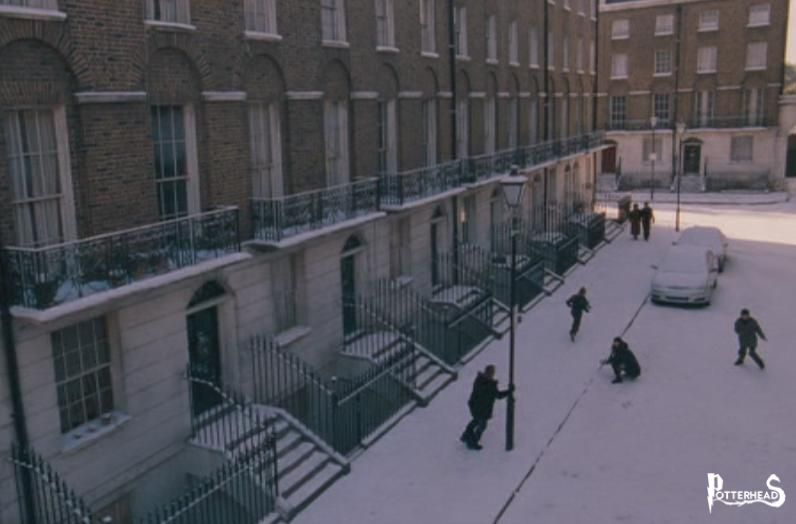Numero 12 di Grimmauld Place Harry Potter - PotterPedia.it