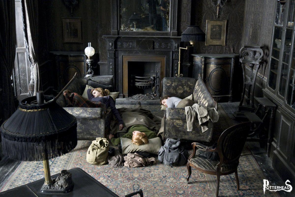 Numero 12 di grimmauld place su harry potter enciclopedia for 12 grimmauld place floor plan