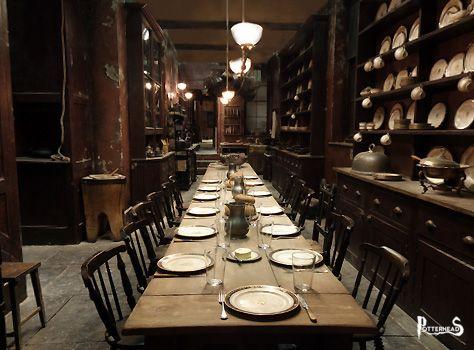 Numero 12 di grimmauld place su harry potter enciclopedia - Camera da letto stile harry potter ...