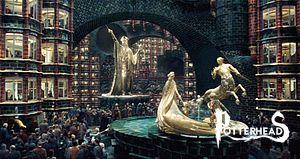 Atrium Harry Potter - PotterPedia.it