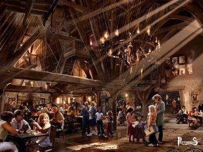 Testa di Porco Harry Potter - PotterPedia.it