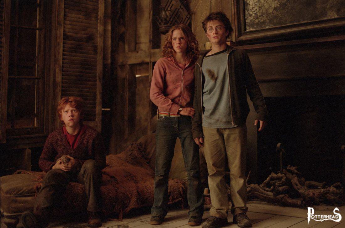 Stamberga Strillante Harry Potter - PotterPedia.it