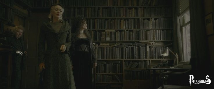 Spinner's End Harry Potter - PotterPedia.it