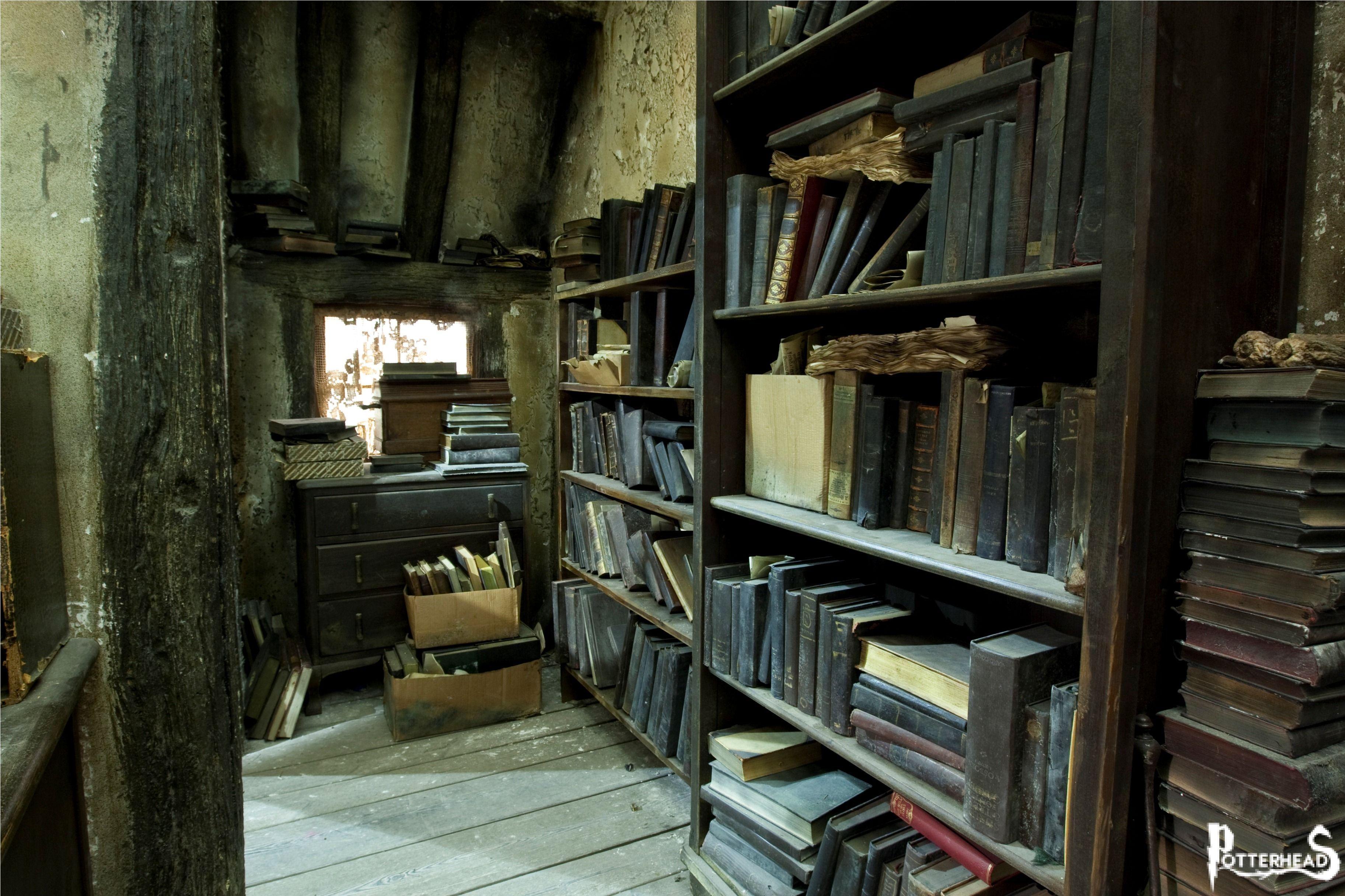 Casa di Bathilda Bath Harry Potter - PotterPedia.it