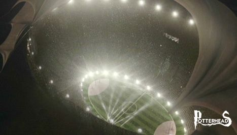 Stadio della Coppa del Mondo di Quidditch Harry Potter - PotterPedia.it