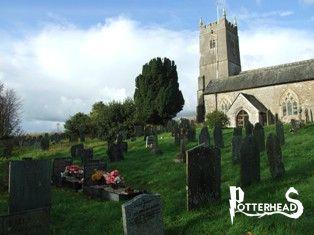 Cimitero di Little Hangleton Harry Potter - PotterPedia.it
