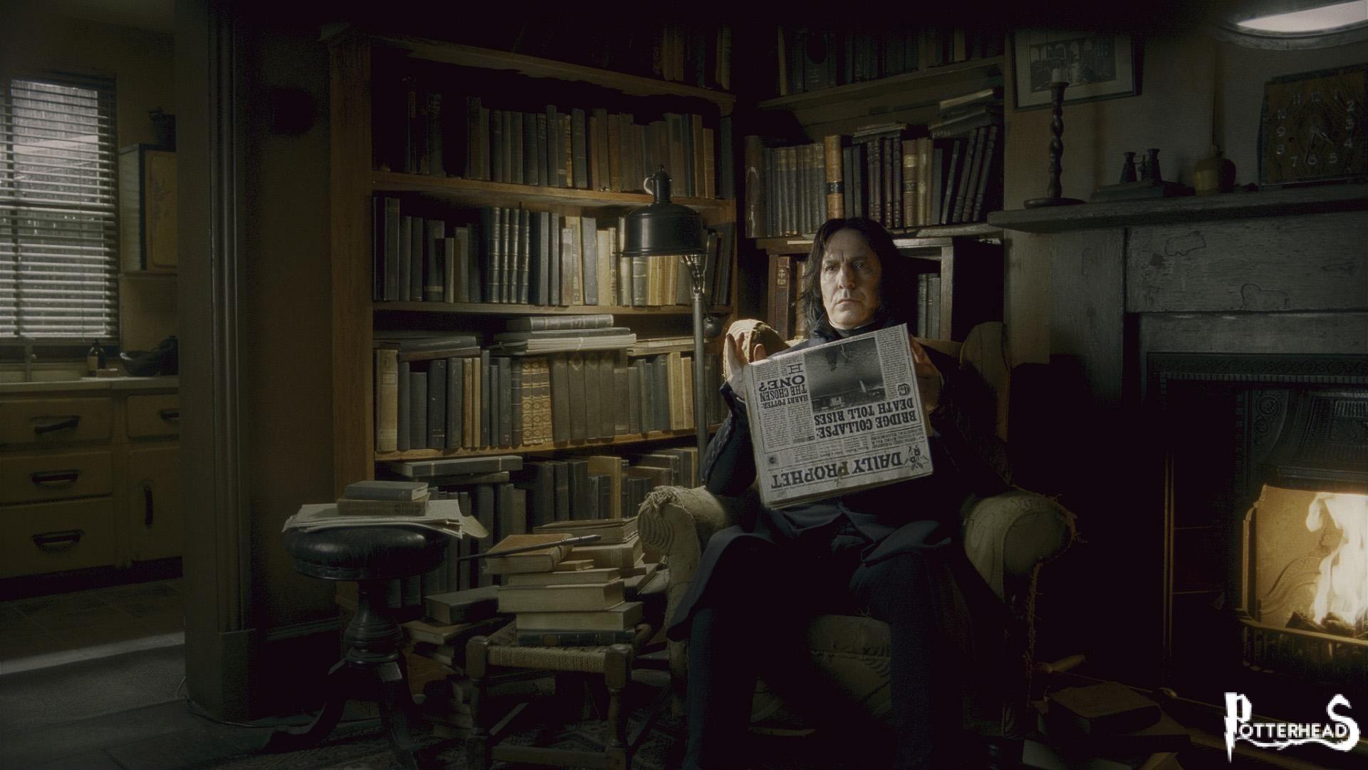 Casa di Severus Piton Harry Potter - PotterPedia.it
